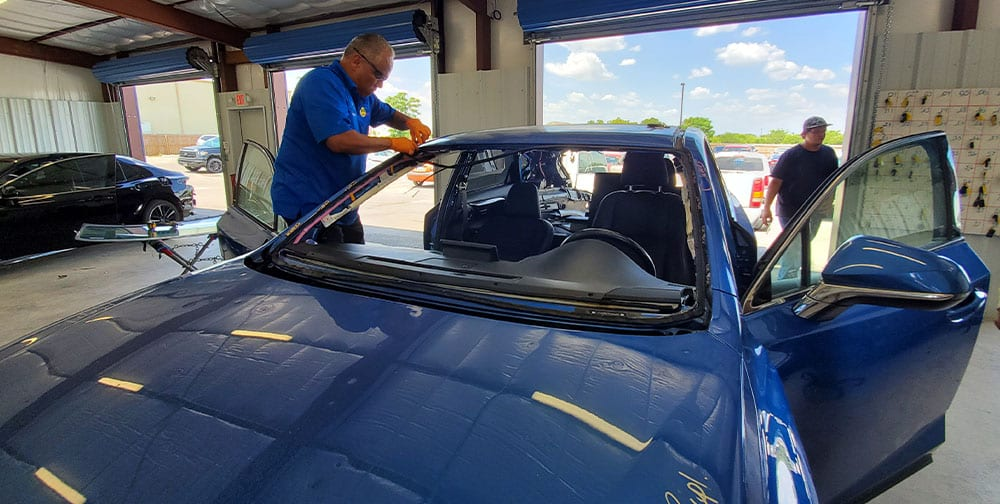 windshield repair in San Antonio